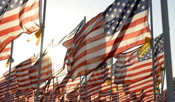 9-11 Memorial Healing Field