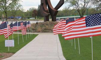 2012, 2013, 2014 Flags of Honor | Beliot, WI