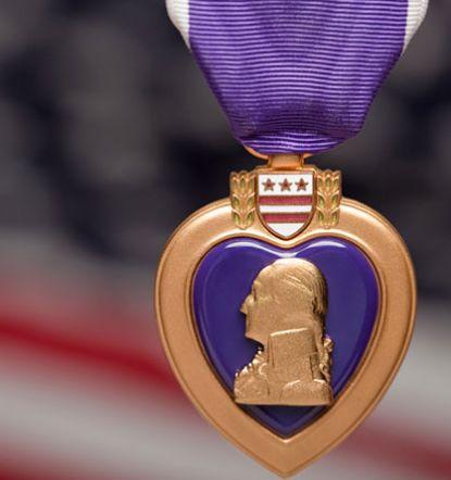 Tribute to Purple Heart Recipients
