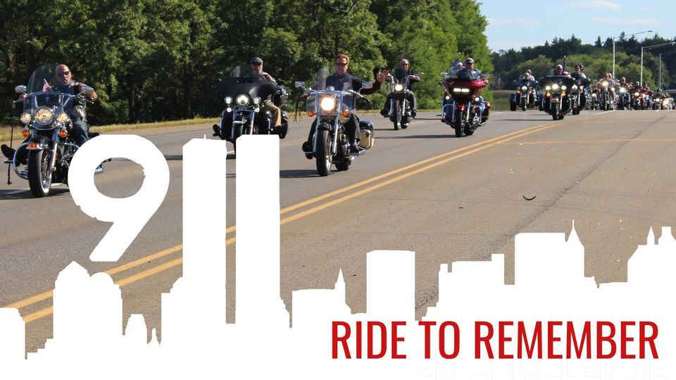 Ride to Remember Motorcycle Run